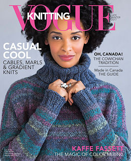 Vogue Knitting   Late Winter 2017 - product images