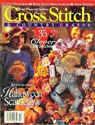 Better,Homes,and,Gardens,Cross,Stitch,Country,Crafts,Sept/Oct,1995,Better Homes and Gardens Cross Stitch and Country Crafts,  Sept/Oct 1995,kg krafts,needlework, crafts,craft supplies