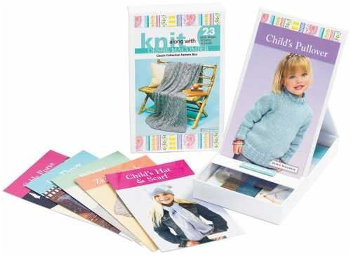Knit Along with Debbie Macomber Classic Collection Pattern Box - product images