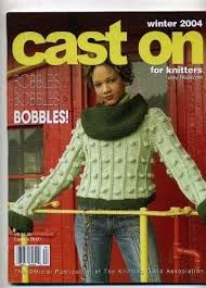 Cast On for Knitters Winter 2004 - product images