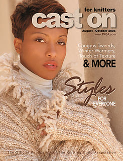 Cast,On,for,Knitters,August/October,Fall,2005,Cast On for Knitters August/October Fall 2005,kg krafts,crochet,knit,patterns
