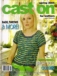 Cast On for Knitters Spring 2005 - product images
