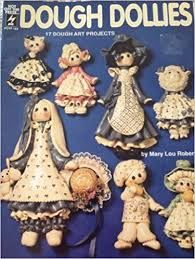Dough,Dollies,by,Mary,Lou,Roberts,Dough Dollies by Mary Lou Roberts,dollhouse,miniatures,kg krafts,polymer clay,crafts,supplies