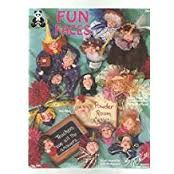 Fun,Faces,by,Judy,Westegaard,Fun Faces by Judy Westegaard,dollhouse,miniatures,kg krafts,polymer clay,crafts,supplies