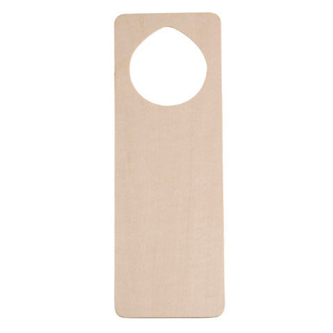 Wood Door Knob Hanger - product images