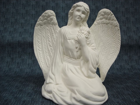 Sitting,Angel,Ready,to,Paint,Ceramic,Bisque,ceramic bisque,ready to paint,ceramics, bisque,kg krafts,cherub,angel