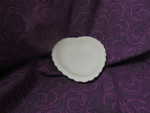 Heart,Shaped,Soap,Dish,Unpainted,Ceramic,Bisque,heart,soap dish,ceramic bisque,ready to paint,ceramics, bisque,kg krafts,picture frame,oval frame