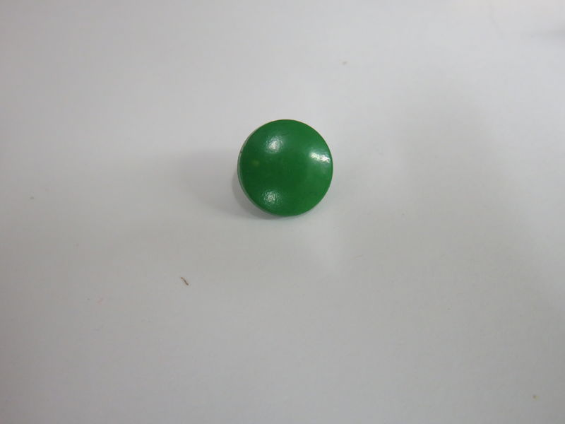 Green Shank Buttons Package of 50 pieces - product image