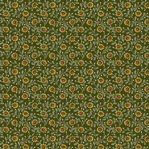 Windsor Park 100 percent Cotton Quilt Fabric by Henry Glass collection 1324 - product image