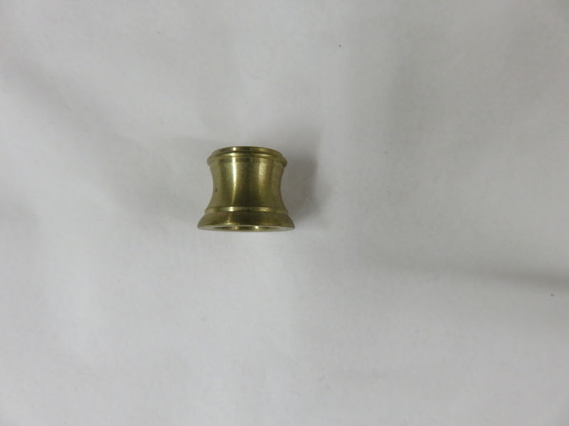 Brass Plated Riser Spacer Lamp Parts - product image