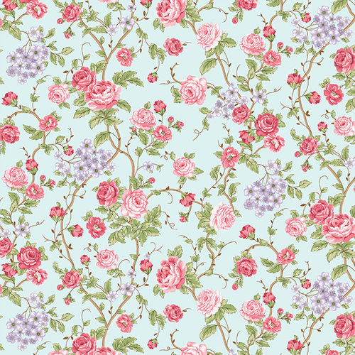 Morning in the Garden Quilt Fabric Collection #1 - product image