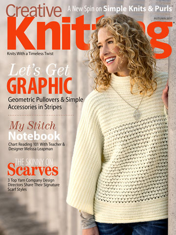Creative,Knitting,Autumn,2017,books, creative knitting, knitting, yarn, circular knitting, kg krafts,Creative Knitting Autumn 2017