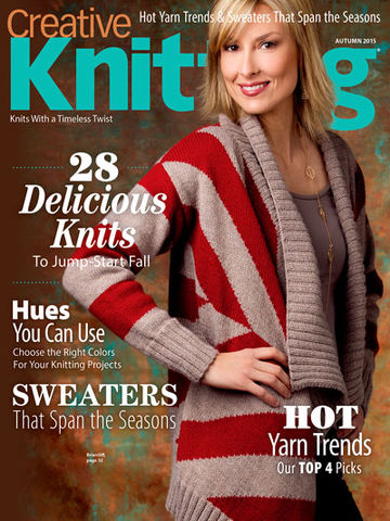 Creative,Knitting,Autumn,2015,books, creative knitting, knitting, yarn, circular knitting, kg krafts,Creative Knitting Spring 2018