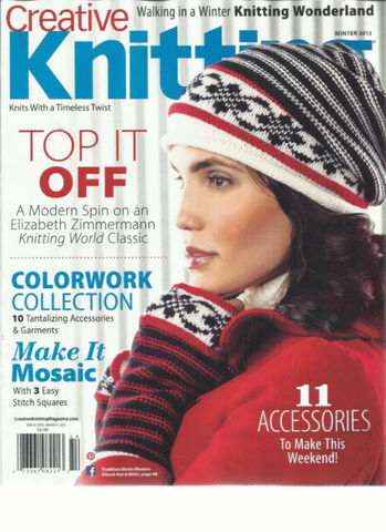 Creative,Knitting,winter,2015,books, creative knitting, knitting, yarn, circular knitting, kg krafts,Creative Knitting Spring 2018