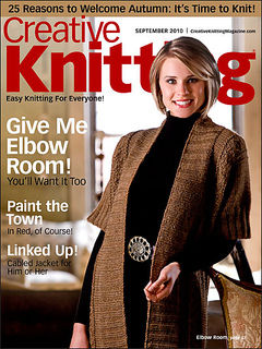 Creative,Knitting,September,2010,books, creative knitting, knitting, yarn, circular knitting, kg krafts,Creative Knitting September 2010