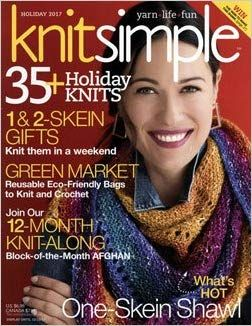 Knit,Simple,Holday,2017,Knit Simple Fall 2017,kg krafts,knit, patterns,crochet