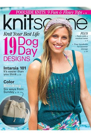 Knitscene,Summer,2018,Knitscene Summer 2018,kg krafts,knitting,crochet,patterns