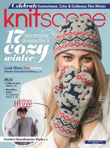 Knitscene,Winter,2017,Knitscene Winter 2017,kg krafts,knitting,crochet,patterns