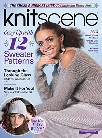 Knitscene,Winter,2018,Knitscene winter 2018,kg krafts,knitting,crochet,patterns