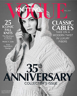 Vogue,Knitting,Fall,2017,Vogue  Knitting Fall 2017, Classic Vogue, sweaters, family knit, designers