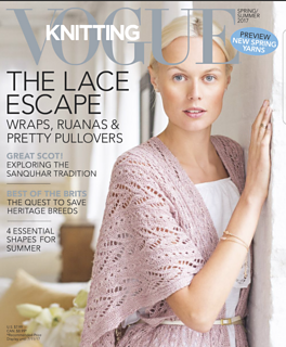 Vogue,Knitting,Spring,Summer,2017,Vogue  Knitting Spring Summer 2017, Classic Vogue, sweaters, family knit, designers