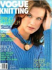 Vogue,Knitting,Spring,Summer,1998,Vogue  Knitting Spring Summer 1998, Classic Vogue, sweaters, family knit, designers