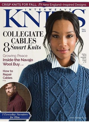 Interweave,Knits,Fall,2018,Interweave Knits Fall 2018,interweave knits, interweave,knits,magazine,Summer 2007,crochet,yarn,kg krafts