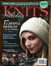 Interweave,Knits,Holiday,2017,Interweave Knits holiday 2017,interweave knits, interweave,knits,magazine,Summer 2007,crochet,yarn,kg krafts