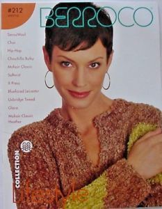 Berroco,Pattern,Book,Issue,212,Berroco Pattern Book Issue #212,kg krafts,knit,crochet,patterns