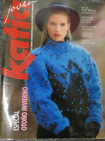 Katia,Knitting,Magazine,no,16,Katia Knitting Magazine no 14\6 ,kg krafts,knit,crochet,patterns