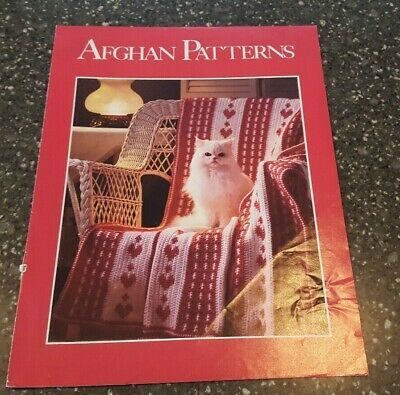 Afghan Patterns Supplement to McCalls Crochet - product images