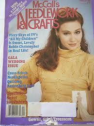 McCall's,Needlework,and,Crafts,February,1988,McCall's Needlework and Crafts February 1988,kg krafts,knit, patterns,crochet