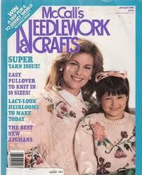 McCall's,Needlework,and,Crafts,January,1988,McCall's Needlework and Crafts January 1988,kg krafts,knit, patterns,crochet