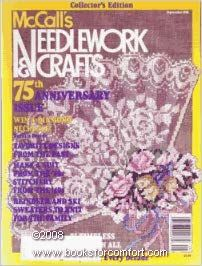 McCall's,Needlework,and,Crafts,September,1988,McCall's Needlework and Crafts September 1988,kg krafts,knit, patterns,crochet