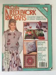 McCall's,Needlework,and,Crafts,Jan/Feb,1983,McCall's Needlework and Crafts, Jan/Feb 1983,kg krafts,knit, patterns,crochet
