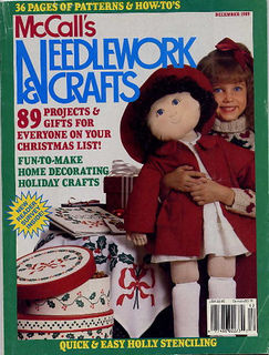 McCall's,Needlework,and,Crafts,December,1989,McCall's Needlework and Crafts, December 1989,kg krafts,knit, patterns,crochet