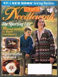 McCall's Needlework October 1994 - product images