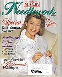 McCall's Needlework June 1994 - product images