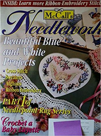 McCall's,Needlework,April,1996,McCall's Needlework,April 1996,kg krafts,knit, patterns,crochet