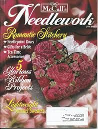 McCall's Needlework June 1996 - product images