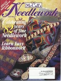 McCall's Needlework February 1996 - product images