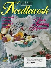 McCall's Needlework June 1993 - product images