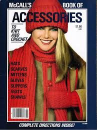 Mccalls,Book,of,Acccessories,Mccalls Book of Acccessories,baby patterns,knit,crochet,sewing, kg krafts,embroidery,afghans
