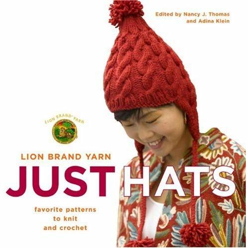 Just Hats from Lion Brand Yarns - product images