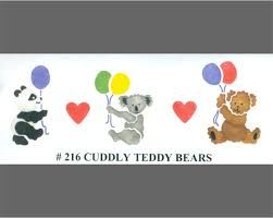 Beverly,Designs,Cuddly,Teddy,Bears,#216,Beverly Designs , Cuddly Teddy Bears #216,stencils,stencilling, painting,kg krafts, beverly decor international