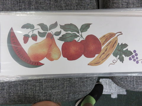 Beverly,Designs,Fruit,of,the,Season,#236,Beverly Designs Fruit of the Season #236,stencils,stencilling, painting,kg krafts, beverly decor international