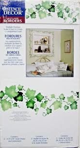 Plaid,Stencil,Decor,English,Ivy,26683,Plaid Stencil Decor English Ivy 26683,stencils,stencilling, painting,kg krafts, beverly decor international