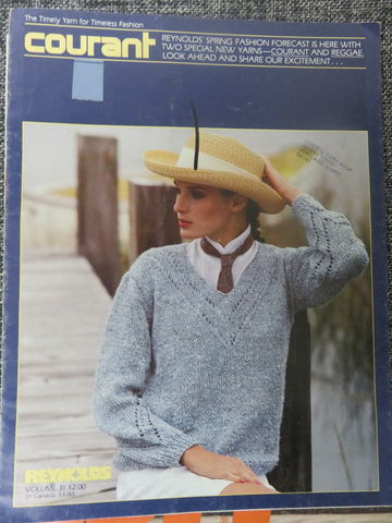Reynolds,Vol,31,Courant,   Reynolds Vol 31 Courant,knit,crochet,kg krafts,quilting,fabric,sewing,patterns