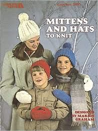 Leisure,Arts,Booklet,391,Mittens,and,Hats,to,Knit,Leisure Arts Booklet 391 Mittens and Hats to Knit, needlework, cross stitch,knit,crochet,sewing