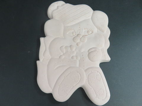 Puppy,Wall,Hanging,Dona,Molds,Ready,to,Paint,Ceramic,Bisque,Puppy ,Wall Hanging. Dona Molds , Ready to Paint, Bisque,kgkrafts